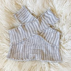 Urban Outfitters Stretchy Crop Top